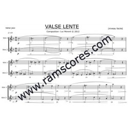 VALSE LENTE (Level 1)