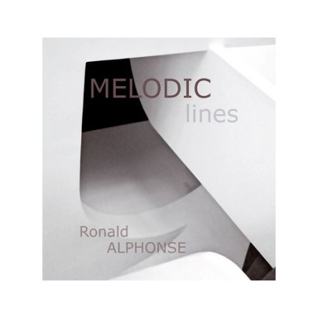 MELODIC LINES - physical CD