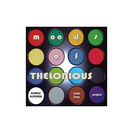 MOODS OF THELONIOUS - physical CD