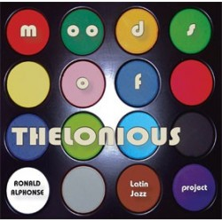 MOODS OF THELONIOUS -CD physique