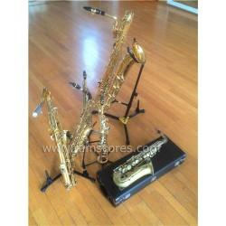 LULLABY OF BIRDLAND (sextet de saxophones)