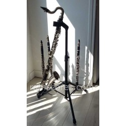 TAKE THE DERNIER METRO (clarinet quartet)