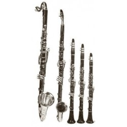 MY FAVORITE THINGS (quinteto de clarinetes)