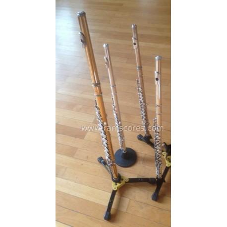C'EST SI BON ( cuarteto de flautas)