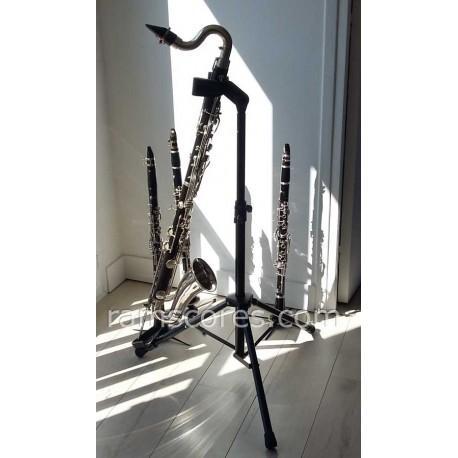 UN HOMBRE Y UNA MUJER (cuarteto de clarinetes)