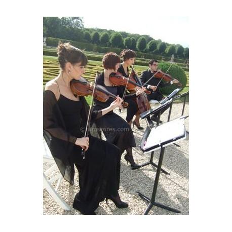 A MAN AND A WOMAN (string quartet)