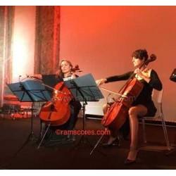 Blue blues duet (violonchelo )