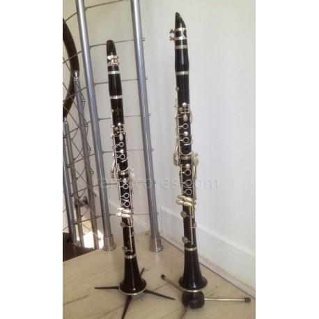 THEME de HARRY POTTER (duo de clarinettes)