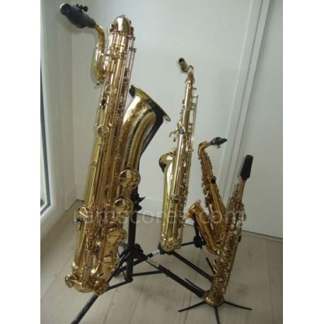 CHICKEN REEL (cuarteto de saxofones)