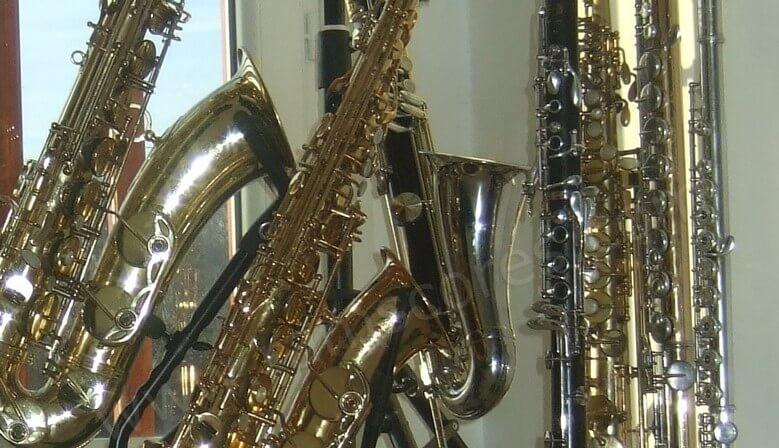 Partitions pour saxophones débutant, confirmé