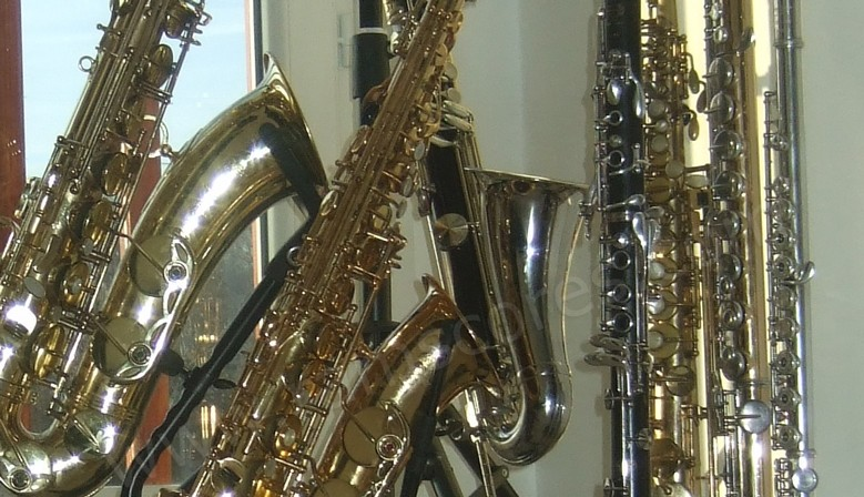 Saxophones Jazz sheet music